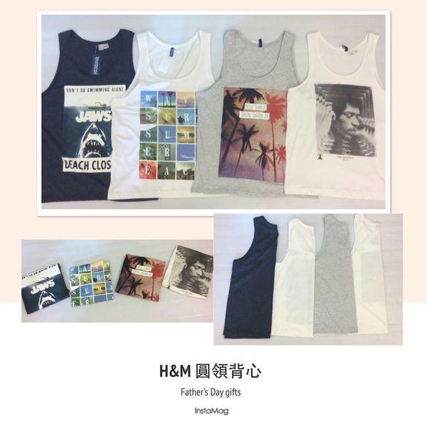 [歐美雜貨] H&M Tank 圓領背心