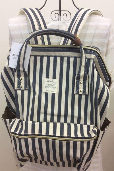 [日系包款] 日本 Anello 手提 後背包 口金包~ 男女通用款