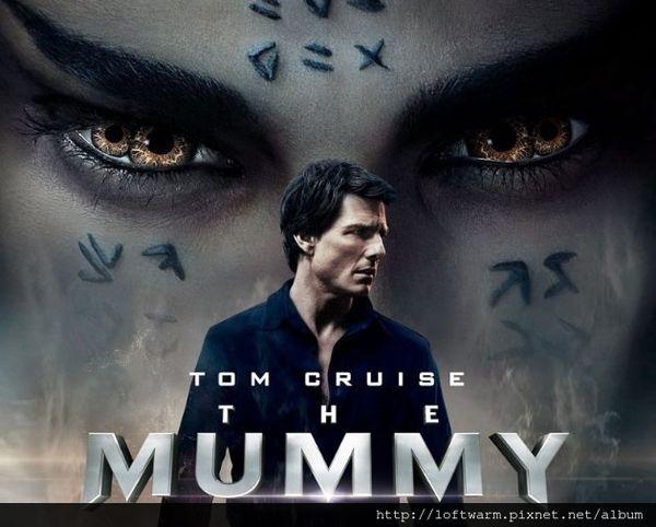 尋寶還是尋找人性?? 神鬼傳奇 The Mummy 電影影評推薦