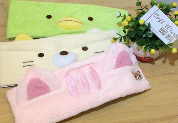 [日本雜貨] 貓女孩 熊女孩 牛奶妹 傻傻分不清??!! 新品上架!