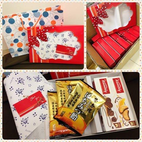 [暖樂小生活] 2015 春節年貨伴手禮 - 好東西要與家人好友分享