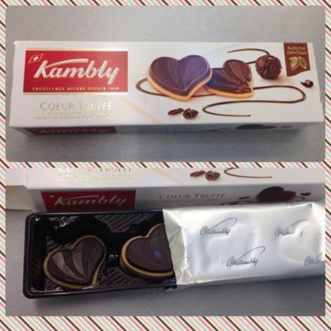 [歐美零食] # Kambly 瑞士巧克力餅乾 #  # Kambly Swiss Chocolate Cookie #