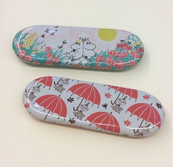 [日本雜貨] 嚕嚕米 Moomin 鉛筆盒     可愛手機袋 卡片袋 小物袋