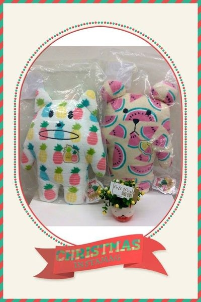 [日本雜貨] Craftholic水果系列 聖誕優惠  X'mas Gift ~ Special Discount