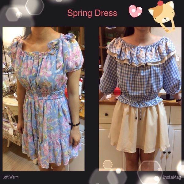 [日本雜貨] New Arrival Beautiful Dress 淑女洋裝