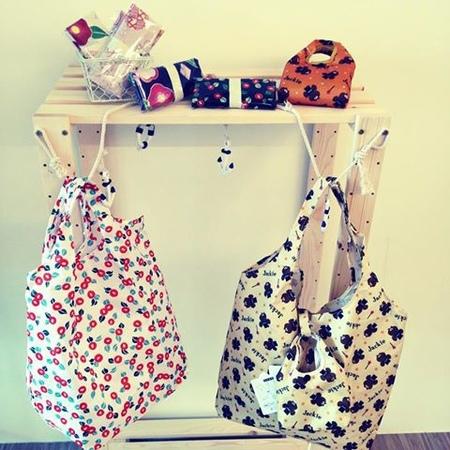 [日系包款] 暖樂 Loft Warm - 素雅日式風格 / 卡通人物造型  環保購物袋