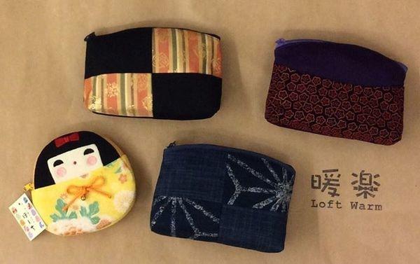 [日系包款] 日本製 和風手拿包 化妝包 小物袋