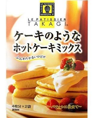 [日本零食] 日本 高木康政 鬆餅粉 來囉!!