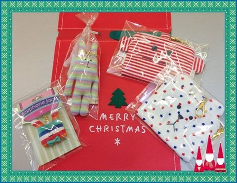 [日本雜貨] 明晚就是聖誕夜了耶!!!Tomorrow night is Christmas Eve.....