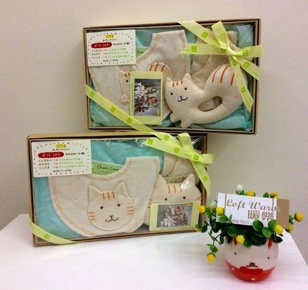 [日本雜貨] Pompkins Baby 新生兒彌月禮盒