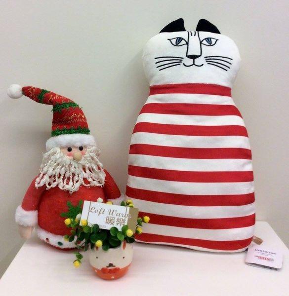 [日本雜貨] 新推薦~北歐風LISA LARSON 酷貓 Mikey抱枕! 暖樂 熱情獻上各種價位的聖誕節禮物!!