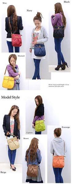 [日系包款] Macaronic Style 側背包