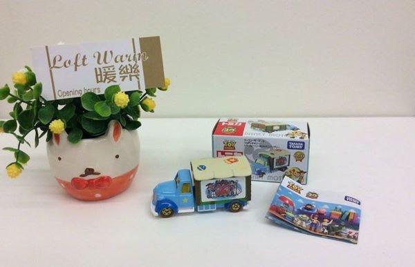 [日本雜貨] 玩具總動員 多美小汽車  New arrival - Toy Story model car