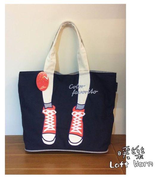 [日系包款] Mis Zapatos 女孩美腿休閒風側背包
