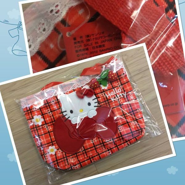 [日系包款] Hello Kitty 手提袋