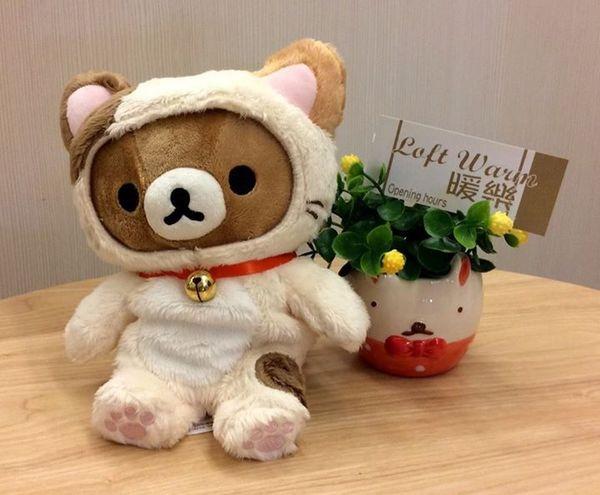 [日本雜貨] 拉拉熊 懶懶熊 沙包抱枕!! New Arrival ~ Rilakkuma!!
