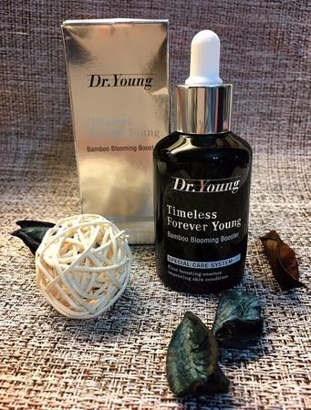 【保養】Dr. Young黛兒漾-極緻無齡青竹精華