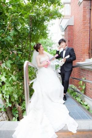 【我們的故事】路上被攔,那就拍個婚紗照吧