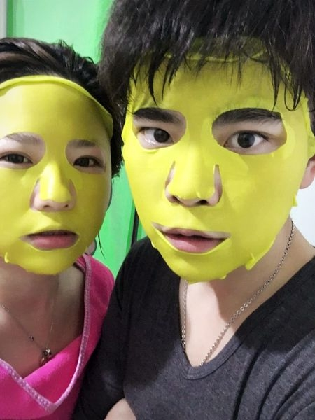 【保養】IME 專利型黃光修護面膜|一起抗老的情趣