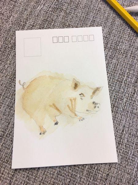 【30天習慣養成】Day 24 - 畫畫 | 把字寫端正寫漂亮