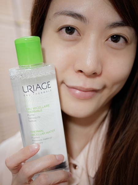 URIAGE優麗雅全效保養潔膚水~溫和徹底卸妝,還你好氣色!