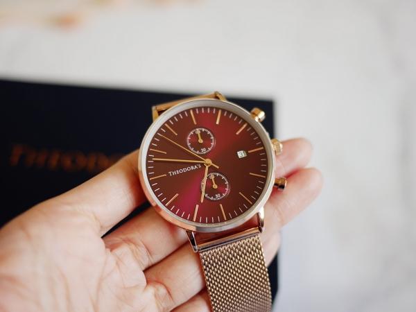 希奧朵拉 女錶