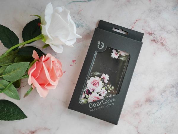 【防摔手機殼推薦xDearcase客製化手機殼】平價高質感的功能及圖樣設計,花卉系列手機殼超美的啦
