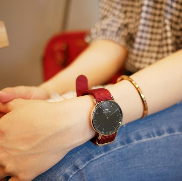 DW新手錶