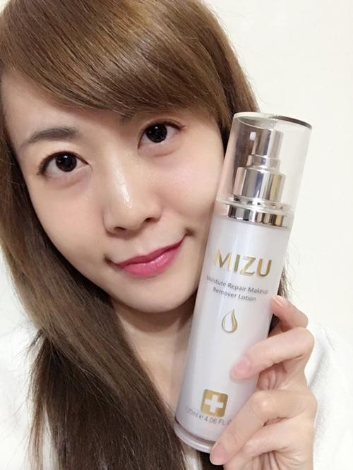 【MIZU植萃精華卸凝露】15秒內迅速即淨的卸妝好物~