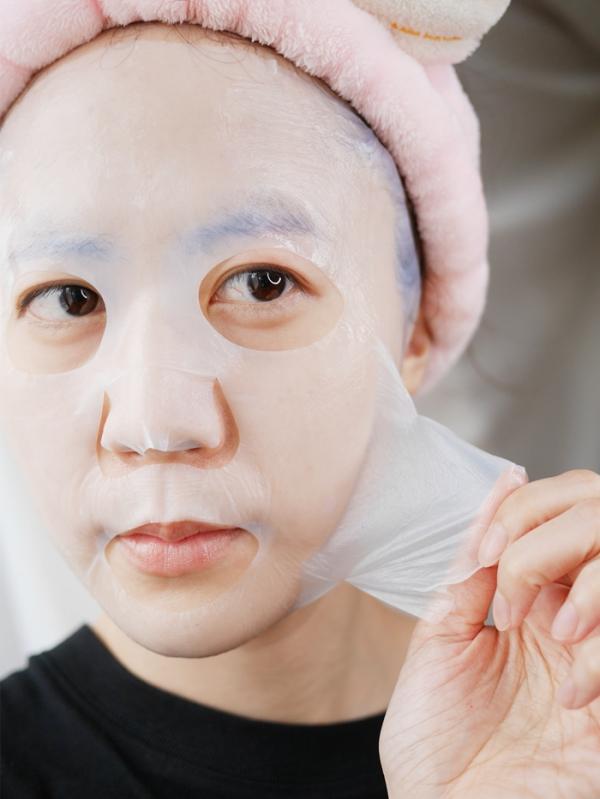 【生物纖維面膜推薦】超好用又親膚的BD貝拉朵娜藍銅胜肽生物纖維面膜&藍銅胜肽精華液~