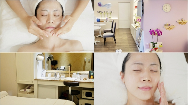 【中山區SPA  SPA LIGHT】優質臉部護膚課程 x 超好用的面膜 x 細膩又貼心的服務!