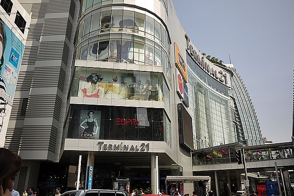 [曼谷]BTS Asok 阿索克站體驗各國風情一棟搞定的Terminal 21