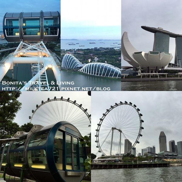 [新加坡]水陸兩棲鴨子船Duck Tour@新達城+世界最高摩天輪Singapore Flyer+金沙燈光水舞秀