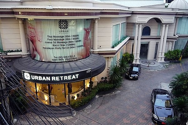 [曼谷] 也很推的按摩SPA店Urban Retreat@ASOK