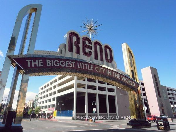 [美國˙內華達]Nevada 世界上最大的小城市~復古小賭城RENO