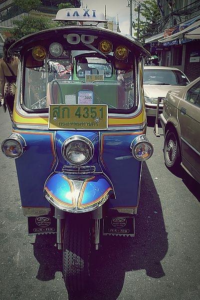 [曼谷] 昭披耶河遊船˙8號碼頭-臥佛寺