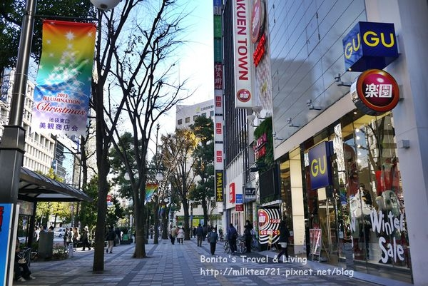 [日本˙東京]池袋站周邊逛逛~池袋東口陽光六十條通商店街,陽光城