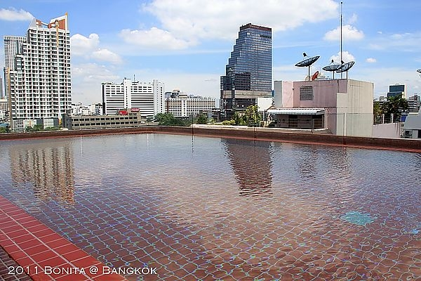 [曼谷住宿]The Heritage Bangkok Hotels-飯店設施+附近小食篇