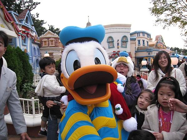 【東京自由行】2008秋Day7-Disneyland東京迪士尼25周年(下)