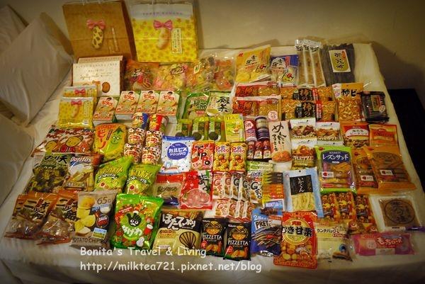 [日本˙必買]2013年日本東京飲料零食糖果戰利品亂買分享