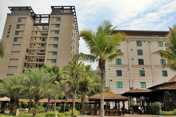 [臺南]在臺南體驗巴里島style桂田酒店Queena Plaza Hotel