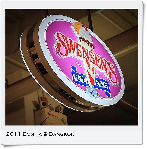 [曼谷]Swensen's Ice Cream & Sundaes不吃對不起自己的雙聖冰淇淋!!