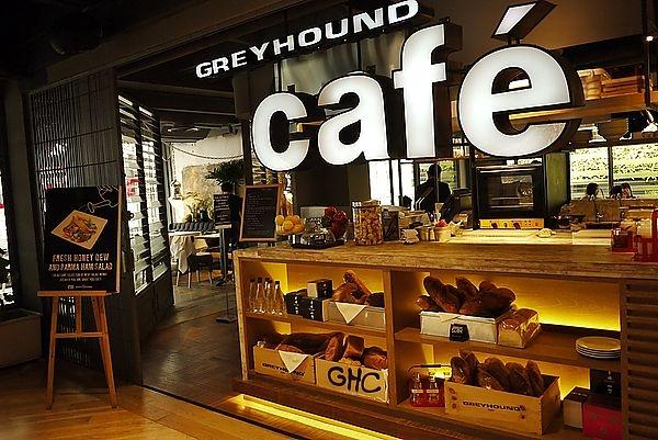 [曼谷]時尚美味灰狗餐廳Greyhound Cafe@暹羅中心