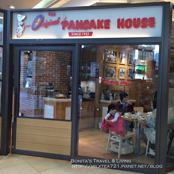 [日本˙東京]吉祥寺下午茶~來自美國的鬆餅老店The Original Pancake House日本人氣鬆餅屋