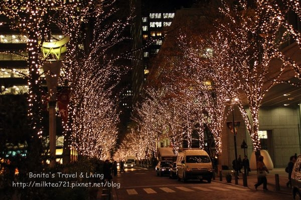 [日本˙東京]2013冬季迪士尼送給丸之內大樓的聖誕節禮物~迪士尼聖誕樹(有抽獎活動!!)