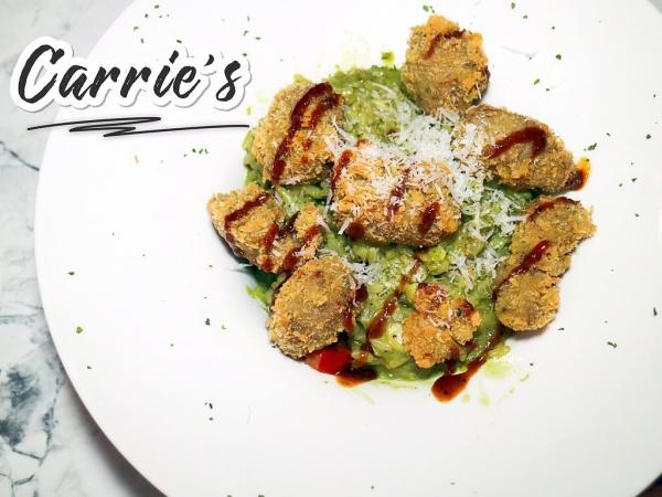 美食桃園中壢┃Carrie's┃二訪紐約曼哈頓風格的美式早午餐餐廳,菜單改版升級!
