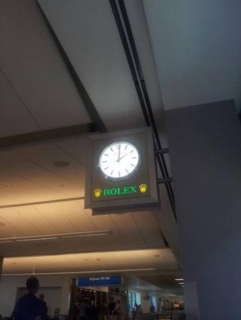 【美國小遊學生聯絡簿】離開美國的最終站♥洛杉磯國際機場