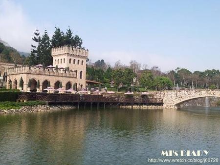 【台中哪裡去】新社莊園♥一起沉醉在羅馬的中古世紀吧!