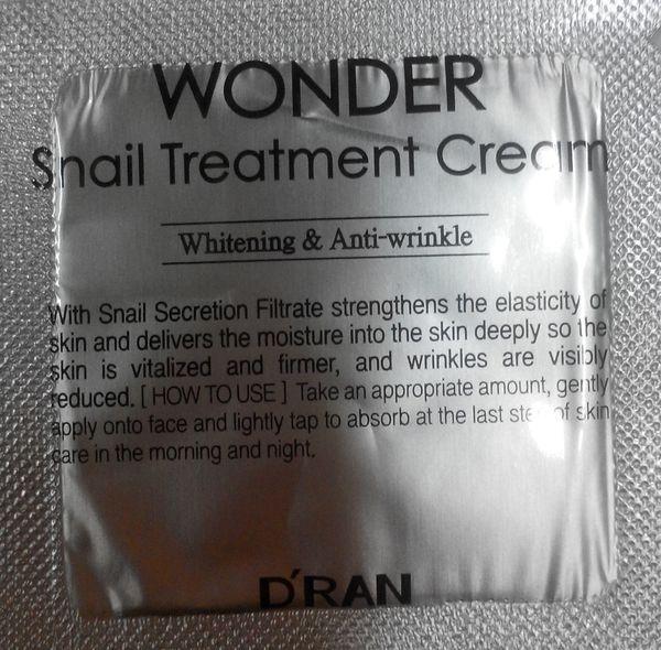 [DRAN]肌密修護蝸牛滋養霜