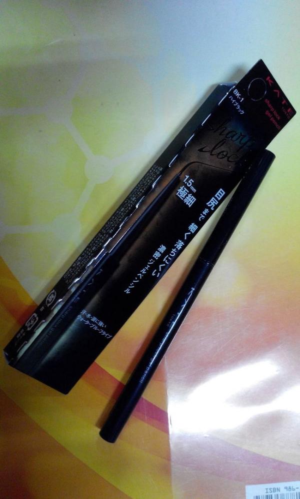 [KATE TOKYO 凱婷] 超細鎖色眼線膠筆